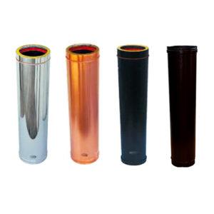 tubo per canne fumarie doppia parete
